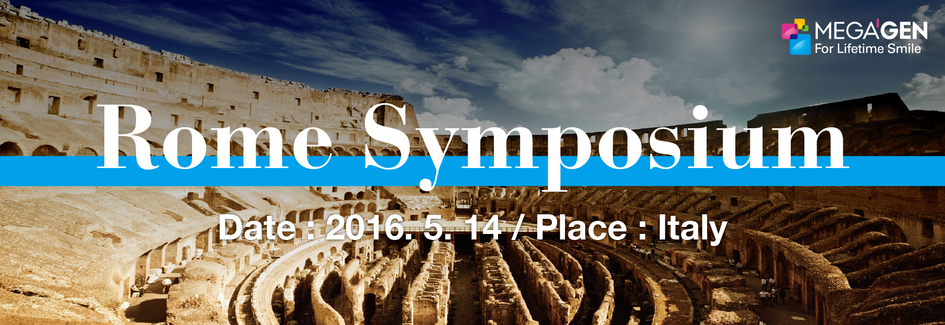 MegaGen Symposium in Italy