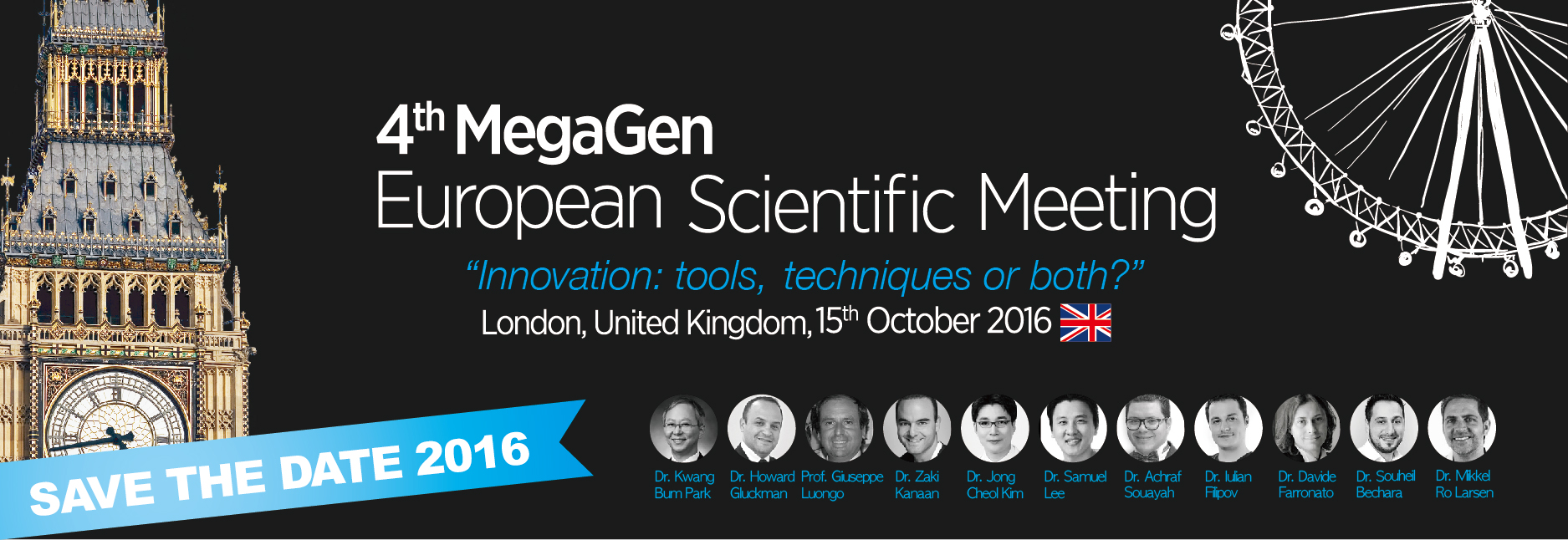 4th MegaGen European Scintific Meeting