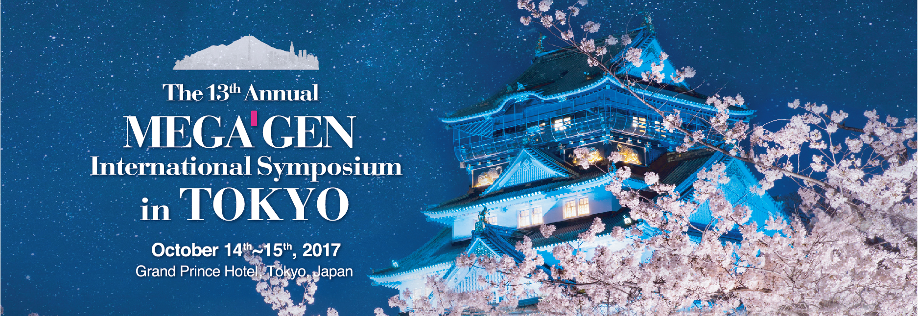 The 13th Anuual MegaGen International Symposium in Tokyo