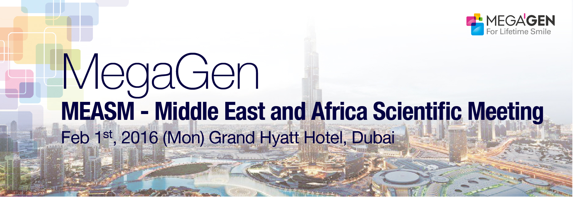2016 MEASM – MiddleEast & Africa Scientific Meeting
